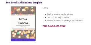 press release sample how to craft a winning press release