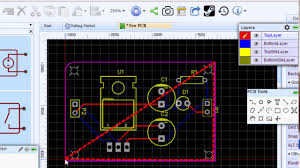 pcb design software getting started with easyeda free schematic pcb design