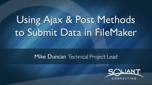 filemaker quote database using ajax u0026 post methods to submit data in filemaker filemaker