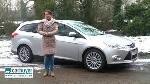 ford focus estate 2013 review carbuyer youtube