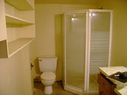 Small Bathroom Layouts With Shower Only Wonderful Basement Bathroom Ideas Myonehouse Net