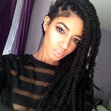 what products is best for kinky twist hairstyles on natural hair the 17 best images about marley twists on pinterest