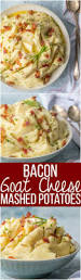 thanksgiving for a crowd bacon goat cheese mashed potatoes the cookie rookie