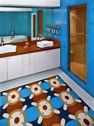 bathroom floor design inspiring small bathroom decoration using