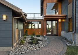 wood paneling outside house 45degreesdesign com