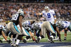 panthers vs cowboys point spread thanksgiving thursday football