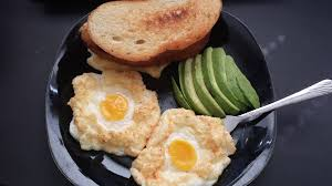 fluffy egg clouds avocado and toast people u0027s choice pinterest