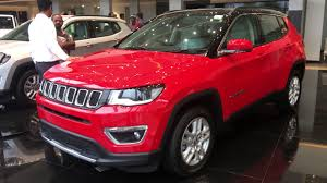 red jeep compass interior jeep compass red and black youtube