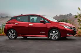 nissan fast car 2018 nissan leaf first drive review motor trend