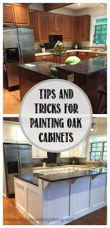 tips for painting oak kitchen cabinets tips tricks for painting oak cabinets evolution of style