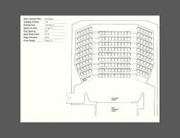 Floor Plan Of Auditorium by Auditorium Shapes 5 Templates For Inspiration Theatre Solutions