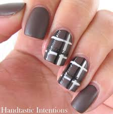 beige brown pink nails cute nail art designs for beginners 55