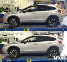 gray subaru crosstrek lifting springs for subaru xv crosstrek coming soon subaru auto