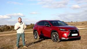 lexus nx300h business edition prueba lexus nx 300h f sport actualidadmotor youtube