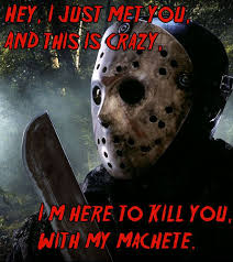 Jason Voorhees Meme - made a jason meme friday the 13th pinterest meme horror
