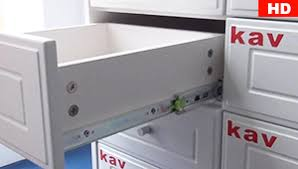 how to install drawer slides video soft close drawer slides