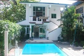 House With Swimming Pool Loyola Grand Villas House And Lot With Swimming Pool For Sale