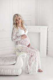 maternity dress lace maternity gown sleeves maternity dress floor