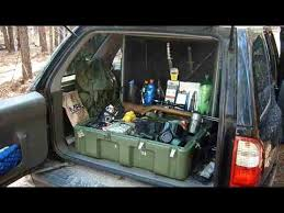 survival truck gear worlds biggest car survival kit youtube