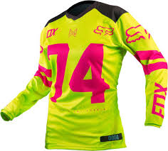 jersey motocross 2016 fox racing switch womens jersey motocross dirtbike mx atv