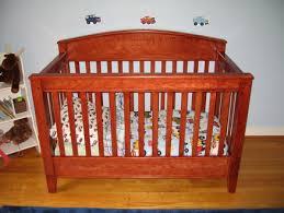 cherry 3 in 1 crib by ryan brown lumberjocks com woodworking