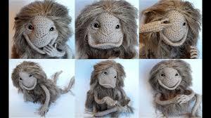 Collectible Home Decor Amigurumi Pattern Stuffed Animal Handmade Toy Amigurumi Crochet