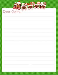 printable santa letters to santa stay at home mom plans free printable santa letter stationary part 2