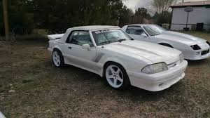 1993 mustang lx for sale ford mustang convertible 1993 white for sale 1facp44e3pf163437