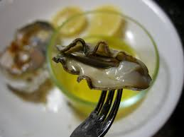 kitchens are monkey business oysters in clarified butter