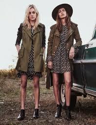 jessica stam u0026 amanda wellsh wear glam country style in w