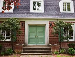 feng shui colors for your south front door