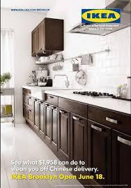 www ikea usa com ikea kitchens ikea kitchen brown print ad by deutsch new york