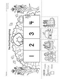 motor thanksgiving worksheets festival collections