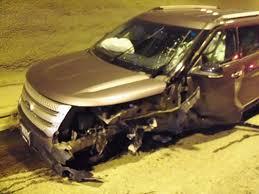 man holding breath faints in oregon tunnel causes three car wreck