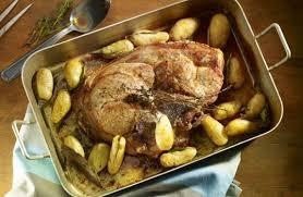 cuisiner rouelle de porc rouelle de porc aux oignons recettes de cuisine la viande fr