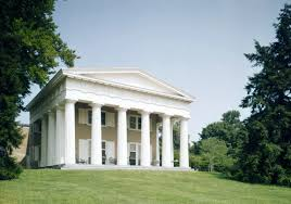 decoration lovely greek revival homes architecture with lawn and