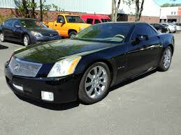 black cadillac xlr cadillac xlr convertible in massachusetts for sale used cars on