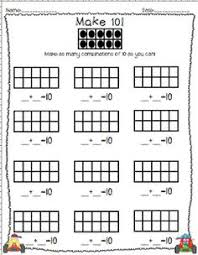 free printables for making 10 i would use these laminated or in