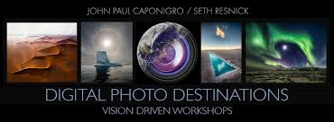 Digital Photography Digital Photo Destinations Paul Caponigro Seth Resnick