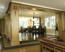 formal dining room with columns 68 splendid stock photo teak top