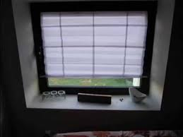 Paper Mini Blinds 20 Pence Paper Window Blinds From A4 Paper Youtube