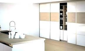 meuble cuisine coulissant armoire cuisine coulissante cuisine cuisine cuisine cuisine meuble