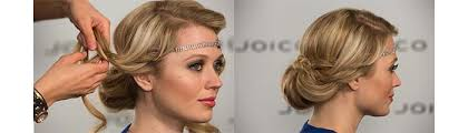 gatsby style hair joico s holiday look 6 an elegant gatsby style faux bob for new