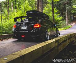 modified subaru custom subaru wrx sti modified black u2013 modifiedx