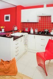 cuisine noir et rouge quelle couleur cuisine choisir u2013 55 idées magnifiques