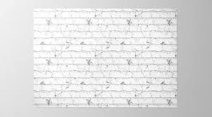 birch wrapping paper wrapping paper birch grove black white hieronymus