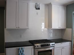 white glass kitchen backsplash tiles home improvement design
