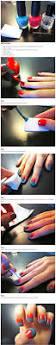 neon polka dot french nail art tutorial 20 simple step by step polka dots nail art tutorials for beginners