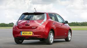 nissan leaf x 2015 nissan leaf 30kwh tekna 2016 review by car magazine