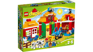 10525 big farm lego duplo products and sets lego com duplo